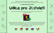 Children's knowledge contest Lidice for 21st Century